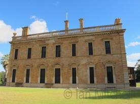 The grandeur of Martindale Hall