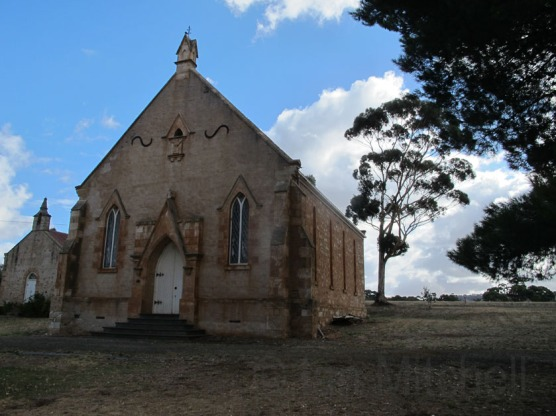 Church in Mintaro
